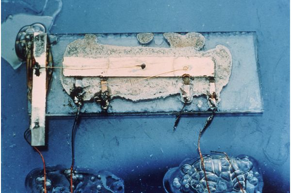 Kilby Integrated Circuit